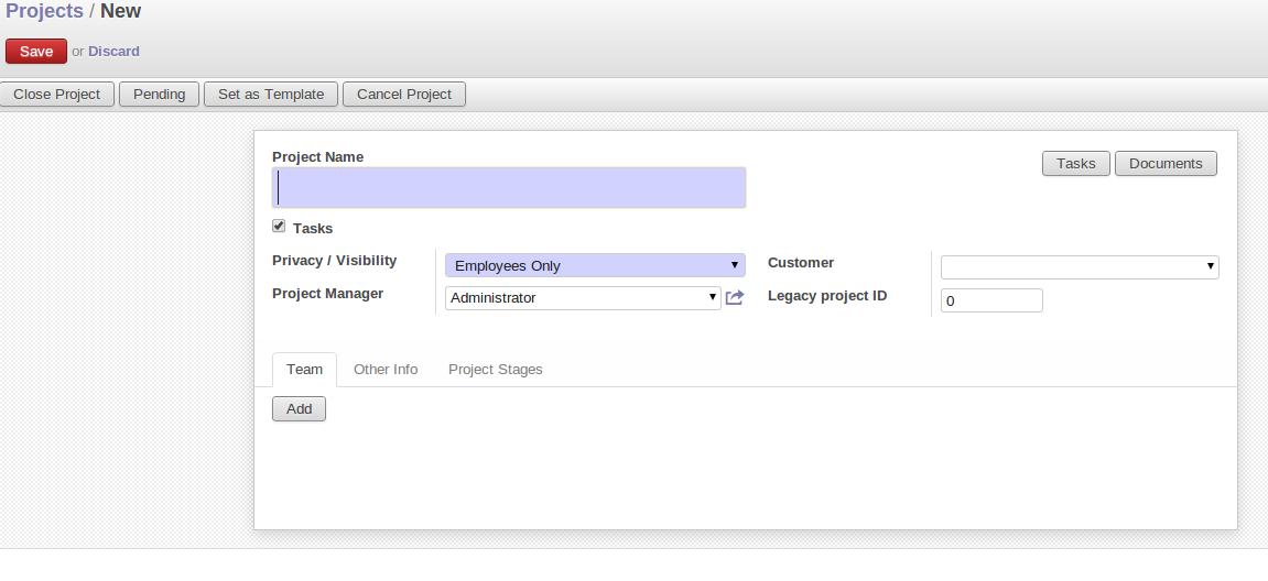 Adding additional fields using a custom module in OpenERP 7