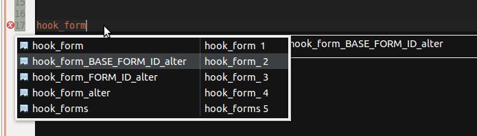 Configuring Aptana for Drupal development