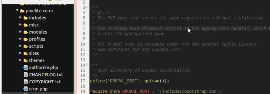 Installing Aptana on Ubuntu 12 04